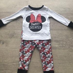 Old Navy Minnie Mouse Pajamas
